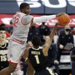 College basketball: No. 15 Ohio State falls to Purdue