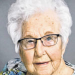 103rd birthday: Charolette Hatfield