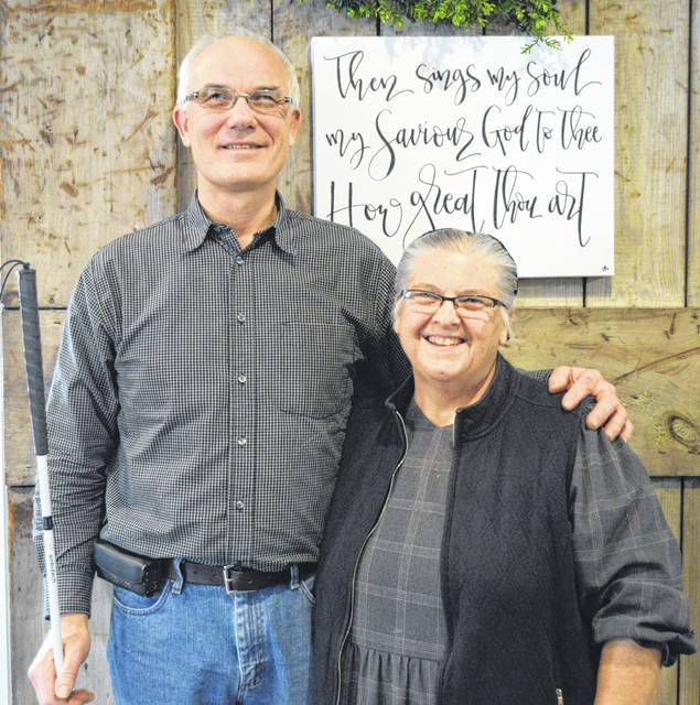 Wayne Schwartz and his wife Carol have opened Light on the Corner, a coffee shop in the former Chuck's Pizza at Spring and Woodlawn in Lima.