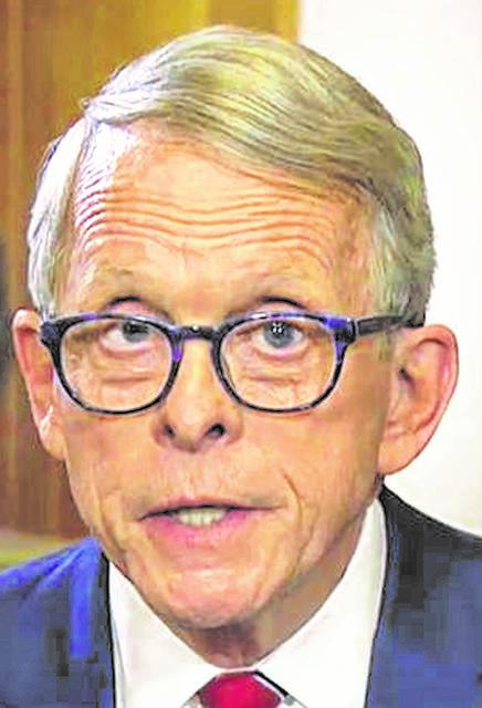 OhioChannel.org Ohio Gov. Mike DeWine warned Wednesday night in an address to Ohioans that he might close restaurants and bars if COVID-19 numbers don't decline.