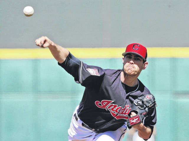 Cleveland Indians starter Shane Bieber was the unanimous Cy Young winner last season when he led the league in wins (8-1), ERA (1.63) and strikeouts (122).