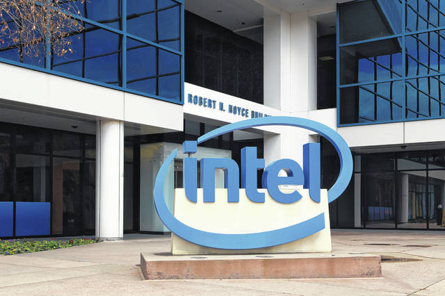 Intel headquarters in Santa Clarita, Calif., March 1, 2014. On Tuesday, new CEO Pat Gelsinger will a public webcast to speak about the direction of the company. (Ken Wolter/Dreamstime.com/TNS)