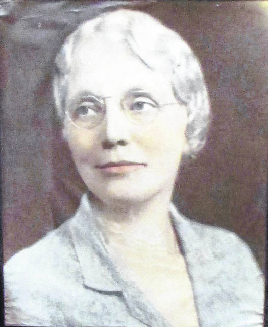 Dr. Josephine Peirce was born in Wisconsin but raised in Iowa. She came to Lima after graduating from Still College of Osteopathy in Des Moines, Iowa, and made a name for herself here thanks to her work around the community over the following decades.