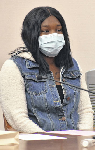 Kaelonda Peoples-Fuqua, 20, of Lima, pleaded guilty Wednesday to attempted corrupting another with drugs in connection with the overdose death of Lima resident Dino Gerdeman last year. She will be sentenced April 21.