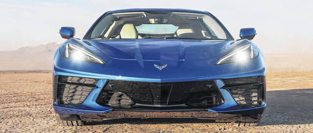 In keeping with Corvette's tradition as the world's most affordable supercar, the badge's first mid-engine effort debuted in 2020 at $59,995.