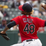 Speed demon: New closer Clase bringing the heat for Indians