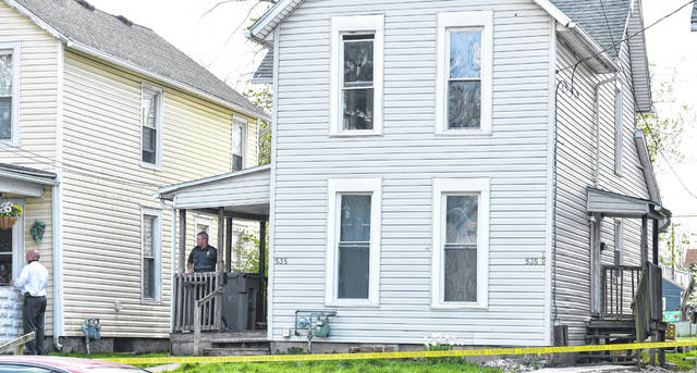Lima Police Department officers investigated the death of a 4-year-old child inside a residence at 535 N. Elizabeth St., Lima, on Monday afternoon.
