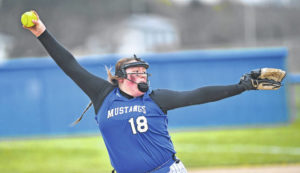 Crestview's pitching lifts Knights past Allen East