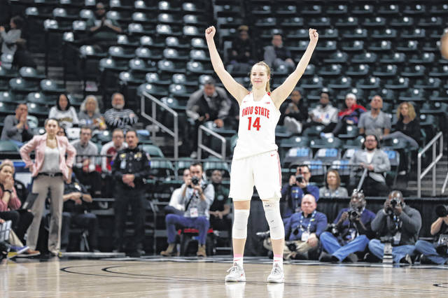 Former OSU standout says WNBA biggest reason for transfer to UConn - The Lima News
