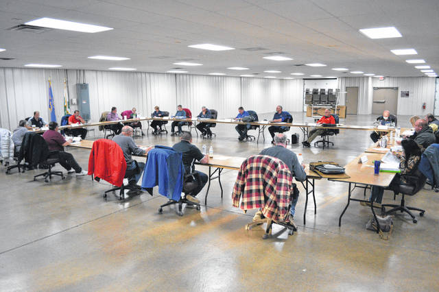 The Allen County Agricultural Society continues to plan for a full fair. The board met Wednesday night in the Youth Activities building.
