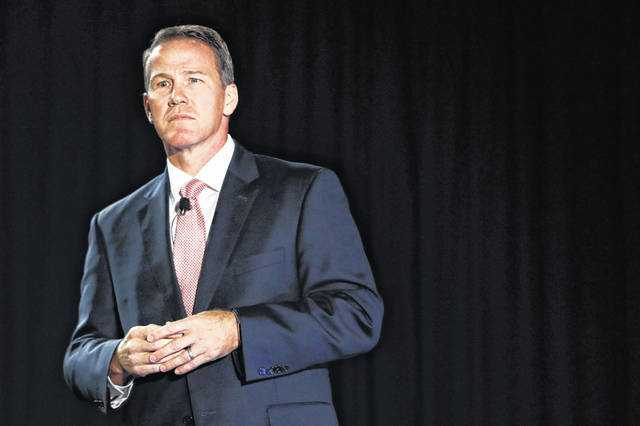 Following an uninterrupted two-decade climb from state representative, to House speaker, to state senator, to secretary of state, to lieutenant governor, Jon Husted's next stop was supposed to be the Governor's Residence. But his party's hard turn to the right has required deft recalculation.
