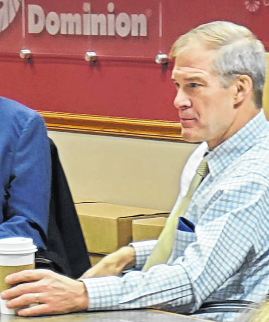 U.S. Rep. Jim Jordan, R-Urbana, plans to visit the U.S./Mexico border soon to better understand immigration issues.