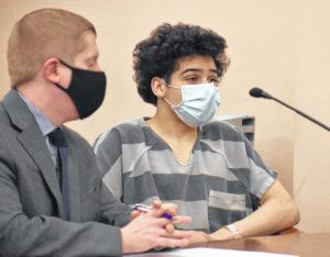 Lima teen charged in armed robberies waives right to jury trial