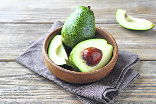 A higher fat diet, with foods like avocados, was found in at least one study to help improve lung function in men with COPD.