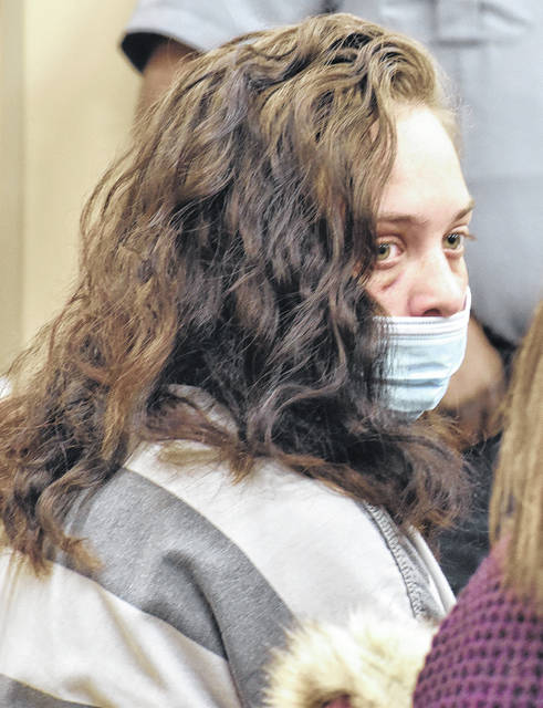 Lima resident Stayce Riley, 23, appeared in Lima Municipal Court on Thursday and waived her right to a probable cause hearing in the April 12 death of her daughter, My'Laya Dewitt. Riley has been charged with child endangerment in connection with the child's death, but additional charges are likely, prosecutors said.