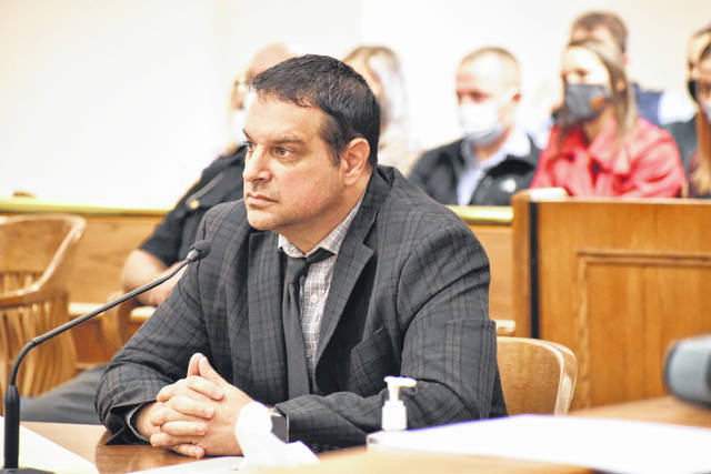 """Assistant Allen County Prosecuting Attorney Tony Miller bristled at allegations that the state has withheld or delayed the delivery of evidence in the case of Frank Steinke. """"I ask that this case be set for trial as soon as possible,"""" Miller said. Judge Jeffrey Reed set a June 28 trial date for Steinke's case."""