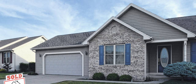 The average price for a home sold in Lima during March was $154,393,
