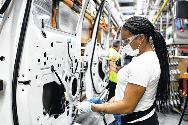 Ford's Dearborn truck plant has lost production of more than 19,200 planned F-150s and F-150 Raptors.