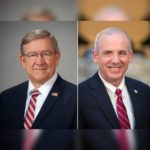 Cupp, Huffman at odds on school funding plans