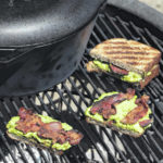 Campfire cooking: The flames add flavor