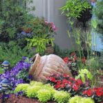 Flowers offer affordable curb appeal