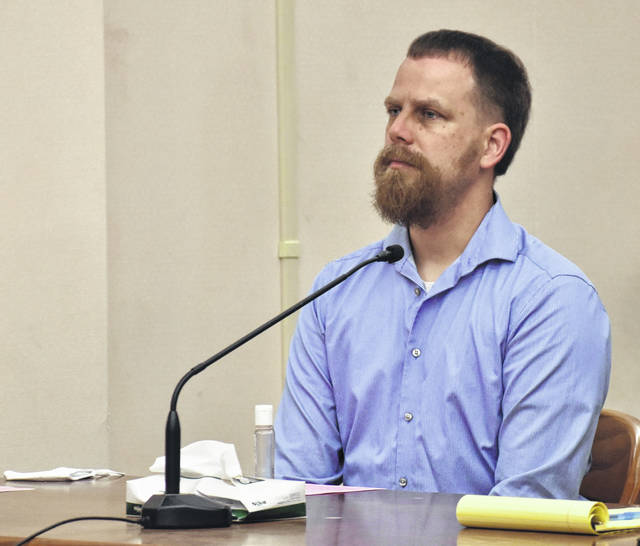 Christopher Lemke, 34, a former officer with the Lima Police Department, entered guilty pleas to five low-level felony charges during his appearance Friday in Allen County Common Pleas Court. Lemke will be sentenced July 12.