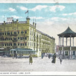 Reminisce: Band stand's prominence in downtown Lima