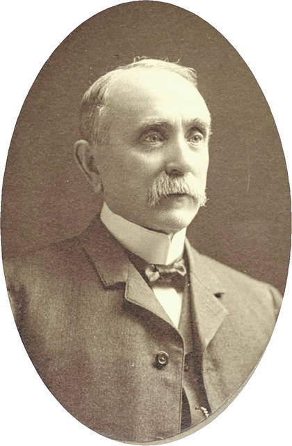 Frank Harman's father, William Harman, remarried and moved his family to Lima about 1869, operating a store here until around 1876.