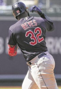 Pro baseball: Indians complete four-game sweep