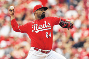 Reds 'headed to where we want to be'