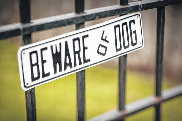 Animal owners are legally obligated to keep their pets from hurting someone else or damaging property.