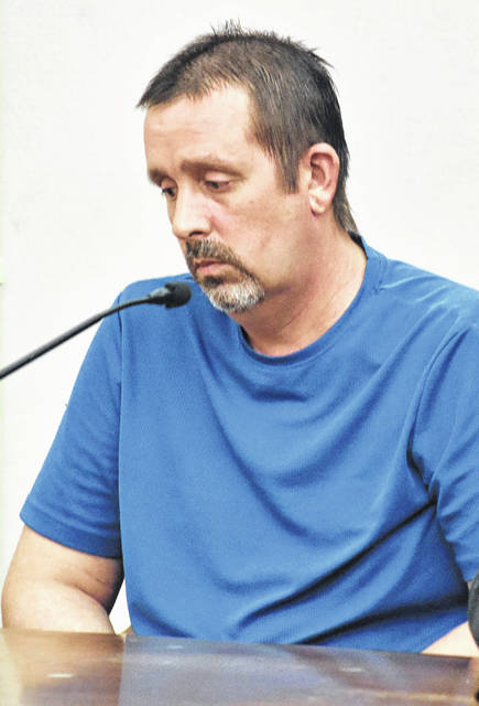 Bradley Pepple, 45, of Lima, was sentenced Thursday to 24 months in prison for failing to stop following a traffic accident that claimed the life of a pedestrian last August.
