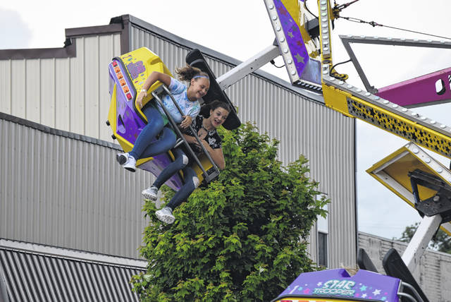 On Friday, the games, rides and food vendors — including the popular Spencerville Fire Department food stand — will open at 5 p.m.