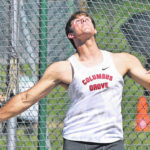 Minster wins first ever boys state team track and field title