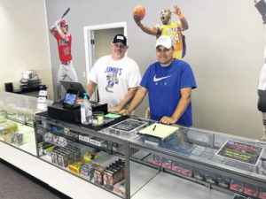New shop looks to cater to sports card and memorabilia boom