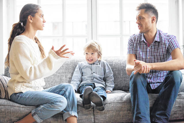 Although not knowing your co-parent seems like a huge obstacle, knowing someone prior to having a child does not guarantee smooth sailing.