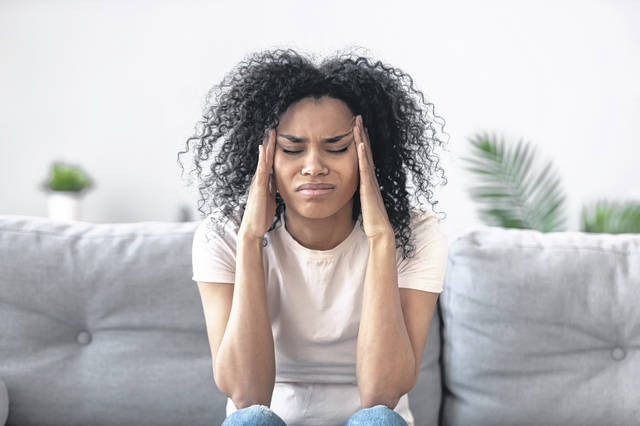 Migraine headaches are three times more common in women than in men, and it affects more than 10% of people worldwide.