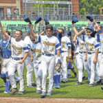 Baseball: Lincolnview to play for state title
