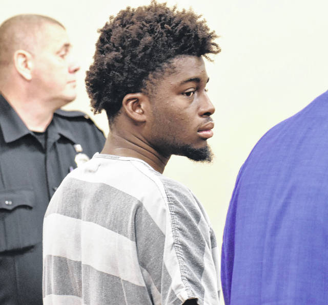A preliminary hearing for Jourdyn Rawlins, 18, a 2021 Lima Senior graduate charged with one count of rape, failed to take place as scheduled Thursday morning in Lima Municipal Court because the alleged victim in the case had not been formally served with a subpoena.