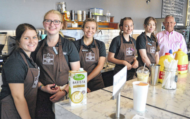 Well Grounded Cafe is now open in Ottawa at the intersection of U.S. 224 and Ohio 65.