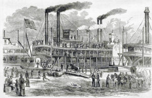 Holy Cow! History: 111 prostitutes and the original Love Boat