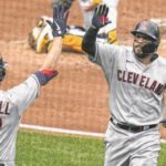 Duo's homers power Pirates past Indians
