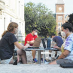 What COVID-19 guidelines will be on college campuses this fall?