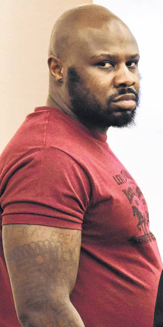Lima resident Anthony Houston on Monday averted his jury trial and pleaded no contest to a charge of aggravated burglary that included specifications for the use of a firearm and designating him a repeat violent offender. Prosecutors successfully argued that Houston had intimidated at least one key state witness in the trial. Anthony Houston was found to have intimidated a witness in his trial through threats made by a third-party. He pleaded guilty Monday to a first-degree felony charge of aggravated burglary that included a specification labeling him as a repeat violent offender.