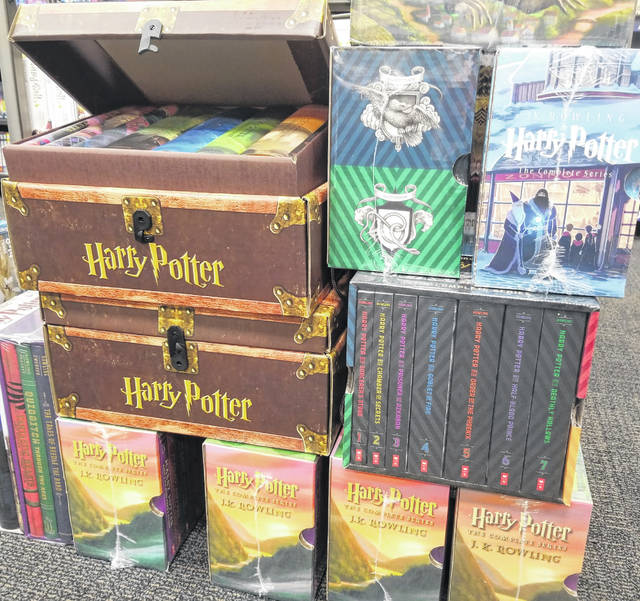 To mark Harry Potter's birthday, Books-A-Million in the Lima Mall is hosting a special party Saturday.