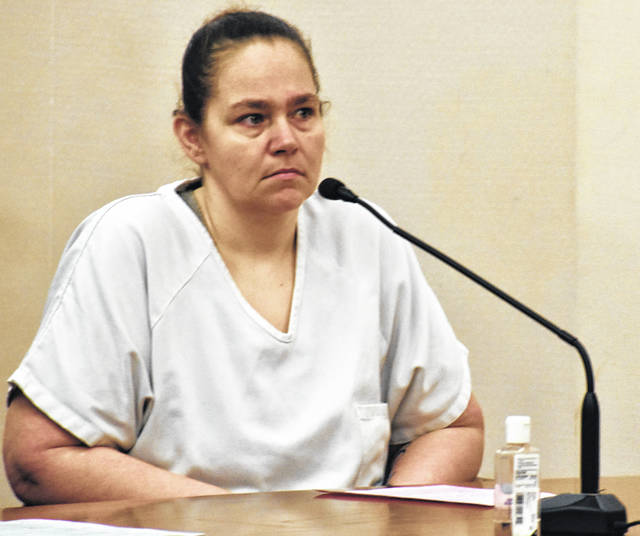 Christy Holliday faces a possible prison term of two to 13 years when she is sentenced later this year.
