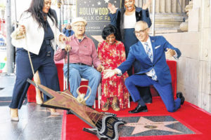 Marla Gibbs, 90, talks about Walk of Fame induction