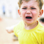 How to tame son's tantrums
