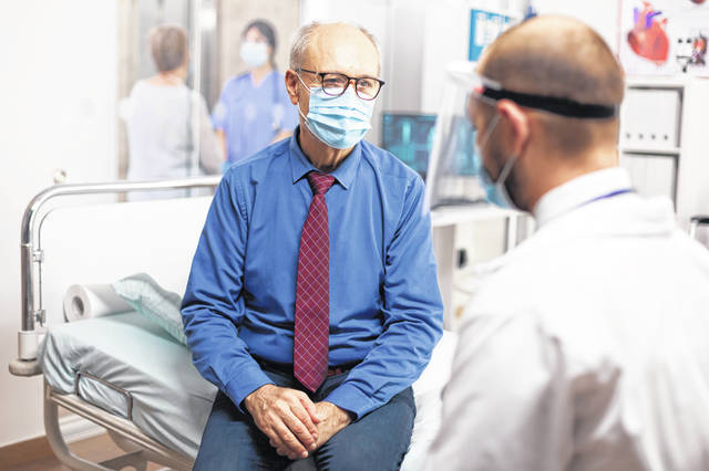Research consistently shows men are reticent to see the doctor.