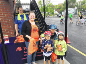 Healthy, family fun at AAC's block party